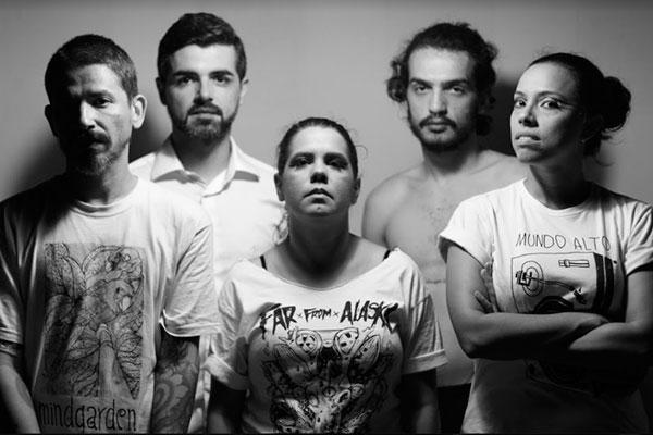"""Enquanto preparam o disco Marfim, banda Talma e Gadelha lança o clipe """"Trans"""""""