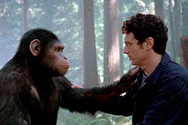 Telecine exibe Planeta dos Macacos na sessão das 22h