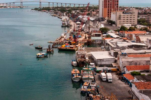 Proposta da Cerne é de construção de um segundo porto no estuário do Rio Potengi