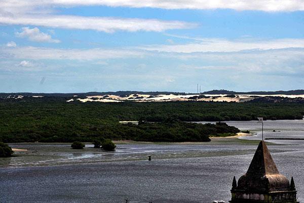 Da igreja Nossa Senhora do Rosário dos Pretos se tem uma bonita visão do rio Potengi. E ambos são fontes de memória, patrimônio e meio-ambiente, por isso a escolha do local para o Seminário Museu, Cidade e Memória