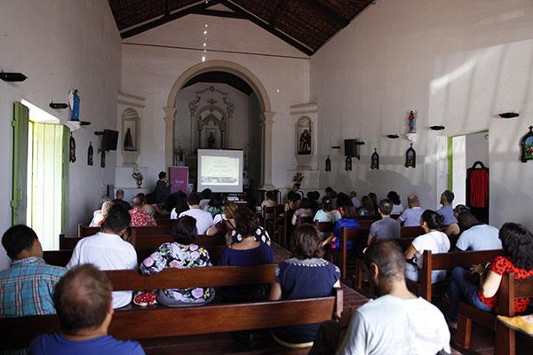 Igreja Nossa Senhora do Rosário abriga seminário e lançamento do Museu da Memória Afetiva da Cidade do Natal