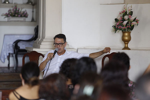 Marcelo Mattos, presidente do Ipram
