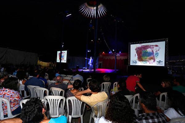 Com cerimônia e espetáculo no Circo Grock, Sebrae-RN atraiu empreendedores culturais e público interessado no edital de fomento à economia criativa