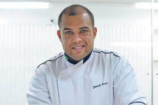 Jonatã Canela, Chef de cozinha