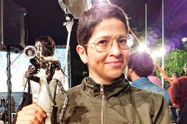 Diretora Márcia Lohss apresenta em Natal curta premiado
