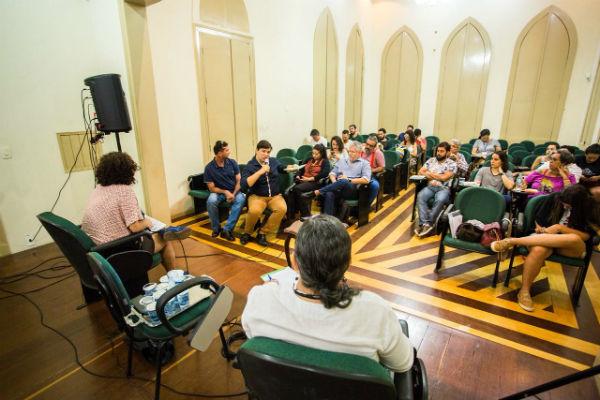 Encontro de Realizadores teve conversas entre SAV, cineastas e instituições públicas do RN