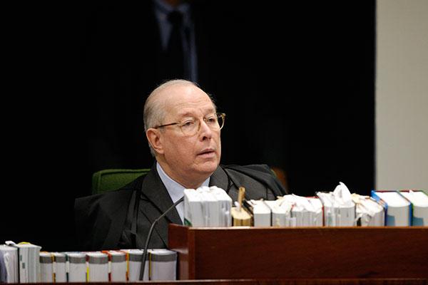 """Celso de Mello afirma que o Ministério Público apresenta elementos suficientes para uma """"ação penal"""""""