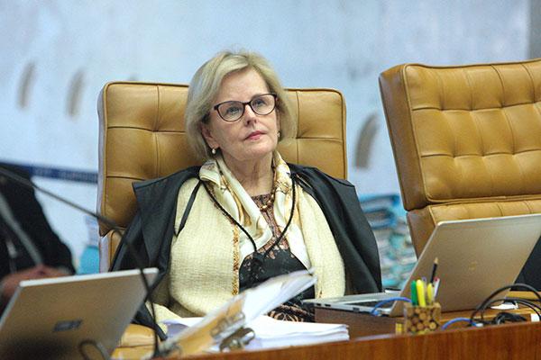 Rosa Weber é a relatora do processo de iniciativa dos Estados