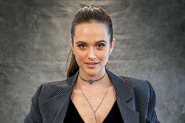 A jovem atriz Juliana Paiva já coleciona vários trabalhos na carreira