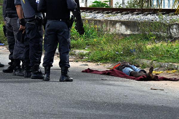 Natal aparece em terceiro lugar no ranking das capitais brasileiras com maiores taxas de mortes violentas do país, com 62,7 homicídios por 100 mil habitantes