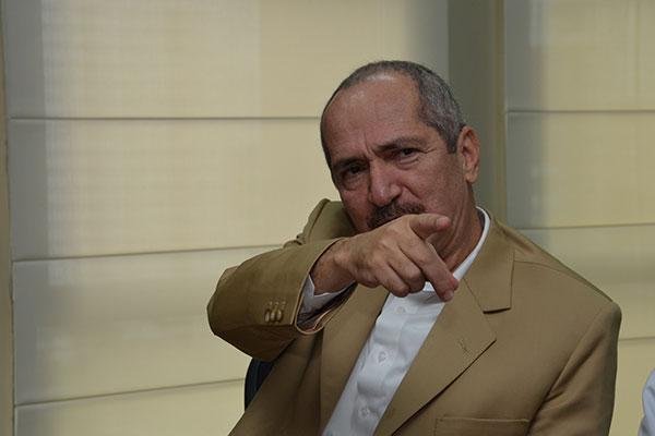 Ex-ministro da Defesa e pré-candidato a presidente da República, Aldo Rabelo