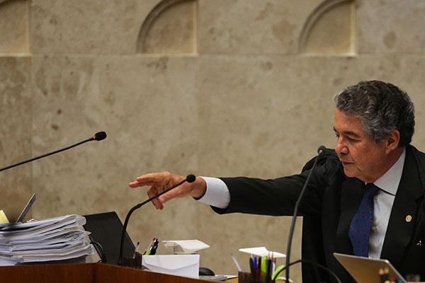 Marco Aurélio de Melo avalia que a medida do CNJ pode ressoar com uma forma de censura