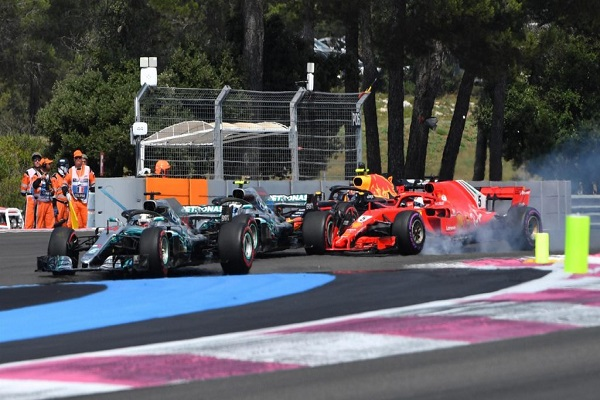 Fórmula 1 voltou à França após 10 anos