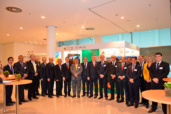 Encontro Econômico foi aberto nesta segunda, 25, na Alemanha