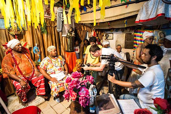 Série abrange as religiões de matrizes afro-indígenas da Grande Natal, onde estima-se que existam mais de 300 casas, somando Candomblé, Umbanda e Jurema