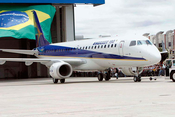 Embraer terá 20%; Boeing pagará 3,8 bi de dólares por negócio