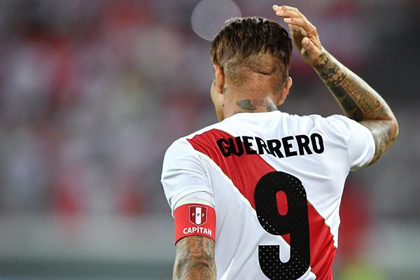 Paolo Guerrero conseguiu autorização judicial para jogar