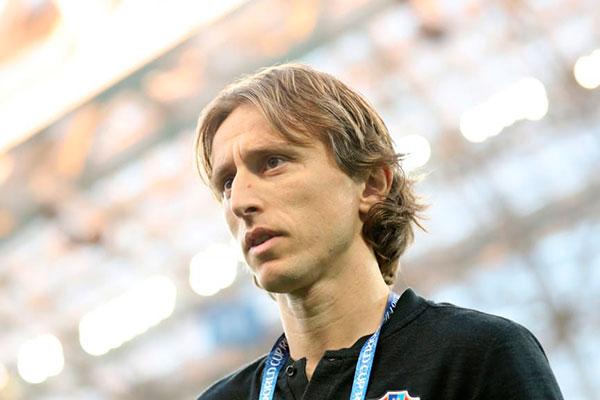 Na Croácia, o craque é o camisa 10, Modric, esperança da seleção para ir à final