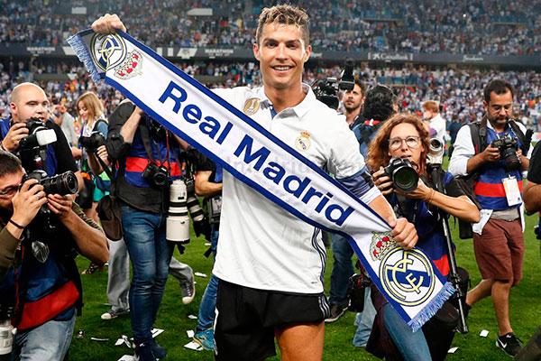 Chega ao fim a parceria vitoriosa entre CR7 e o clube espanhol