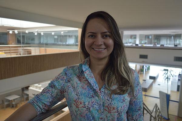 Ana Ubara, do projeto Economia Criativa comemora resultados