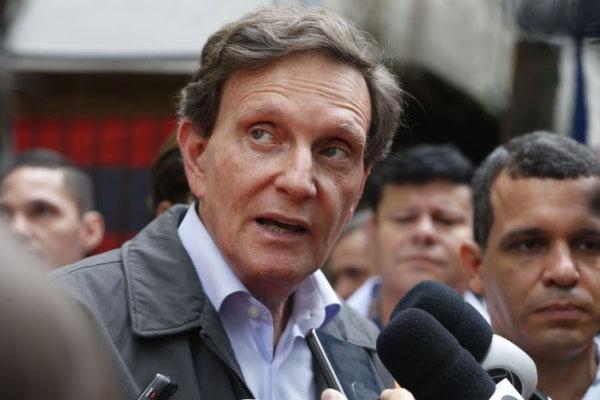 Câmara Municipal do Rio de Janeiro discute sobre o possível impeachment do prefeito Marcelo Crivella (PRB)