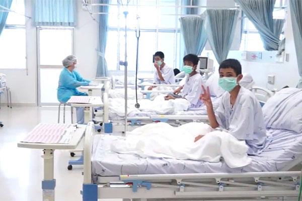 Crianças estão em isolamento para evitar risco de infecção