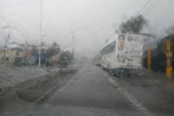 Chuvas em Natal