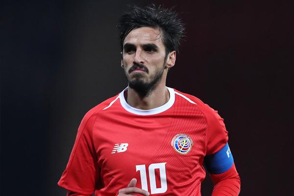 O jogador foi considerado o melhor jogador do país na Copa de 2014