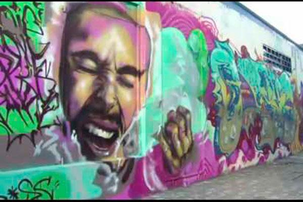 Filme que mostra o inicio do grafite no Brasil, será exibido na TV Brasil