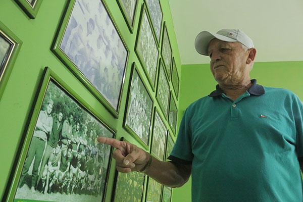 Cândido jogou com Garrincha e lembra com carinho de 68
