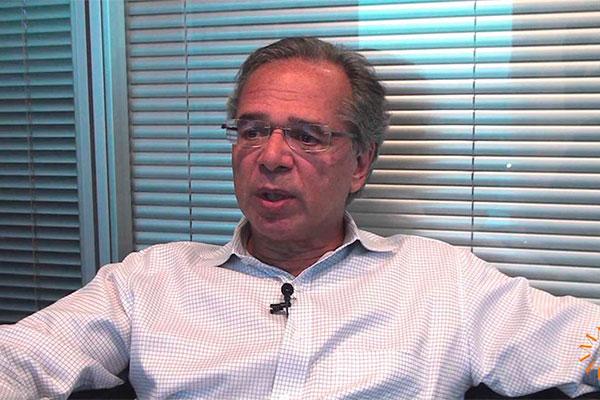 """Paulo Guedes avalia que setor público tem """"extraordinários quadros, que devem ser aproveitados"""""""