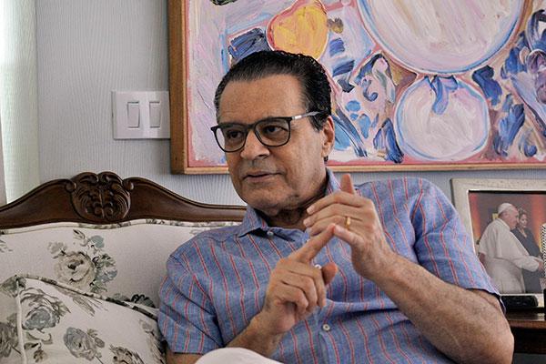 Henrique Eduardo Alves, ex-deputado federal e ex-ministro