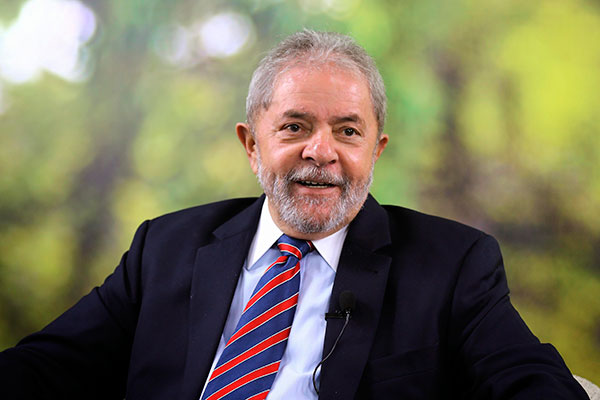 Lula está preso desde Abril em Curitiba