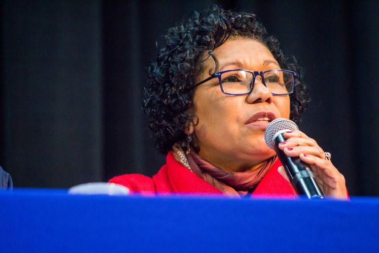 Vera Lúcia é a candidata do PSTU à Presidência