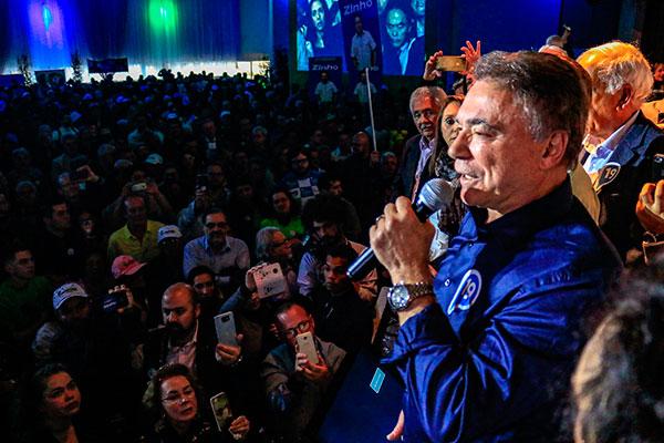 Álvaro Dias disputará Presidência pelo Podemos