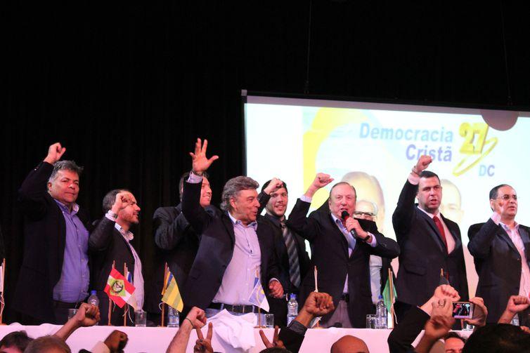 Eymael vai para mais uma disputa eleitoral pelo PSC