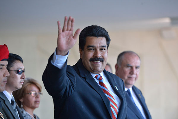 Bomba instalada num drone explodiu enquanto Maduro discursava num evento na Venezuela