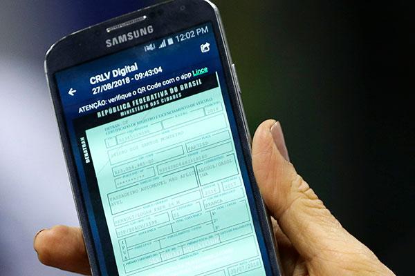 CRLV Digital ainda não tem data para implementação no RN