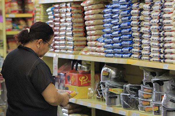 Em Natal, custo da cesta básica em agosto ficou em R$ 335,61