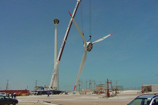 O projeto com o maior fator de capacidade (67,5%) será instalado no município de Riachuelo