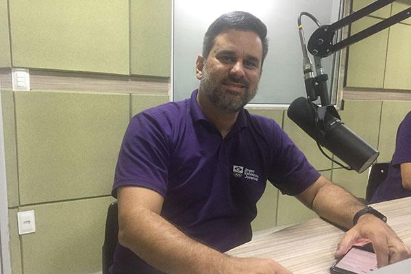 O organizador da competição, André Mattos, do COB afirma que Natal está pronta para o evento