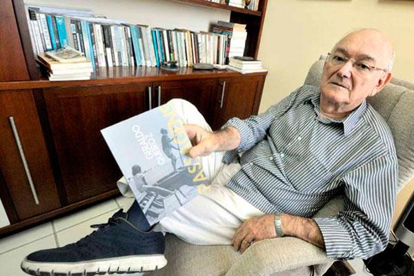 Geraldo Queiroz aborda  desde episódios vividos em época diferentes, até encontros com figuras de expressão cultural, educacional, jornalística e política