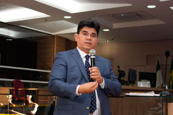 Ivanaldo Bezerra apresenta o plano para a auditoria do TRE-RN