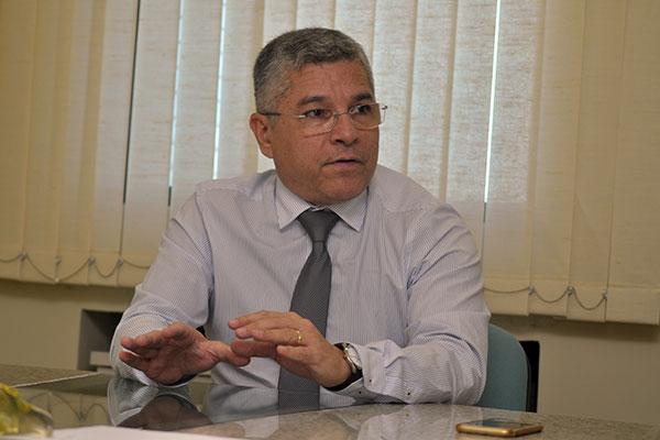 Marcos Lima de Freitas,presidente do conselho regional de mecidina