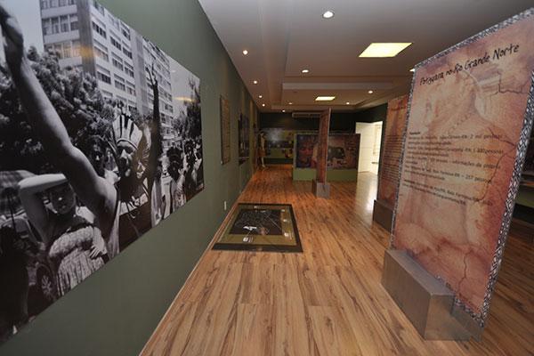 Temática indígena volta a marcar presença na programação do Museu Câmara Cascudo