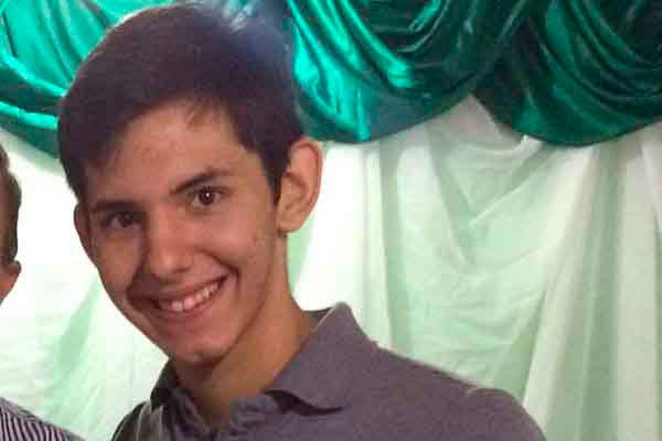 Luiz Benes Leocádio foi morto no dia 15 de agosto após sequestro relâmpago. Adolescente envolvido em sequestro também morreu