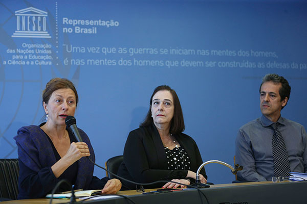 Cristina Menegazzi detalhou que trabalho de restauração levará anos e precisará ser minucioso
