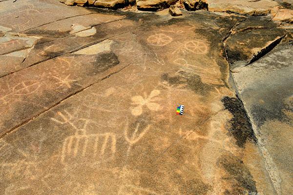 Embargos parciais em Oiticica visam proteger os vestígios de pelo menos 40 sítios arqueológicos