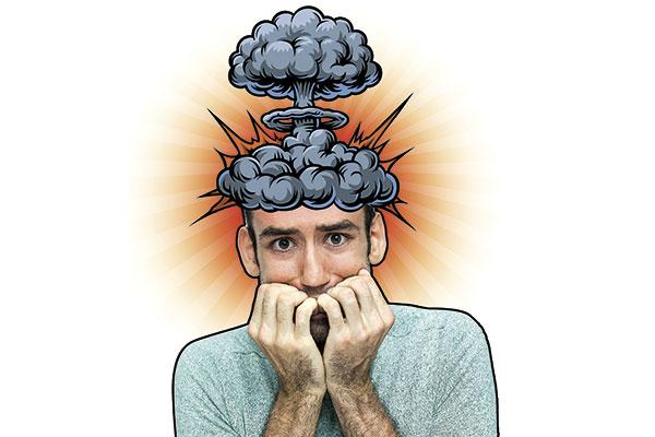 Pesquisa conjunta entre cientistas indica que certas células cerebrais motivadoras da coragem, podem ser manipuladas para auxiliar no combate a patologias, distúrbios e comportamentos negativos associados à ansiedade e o medo