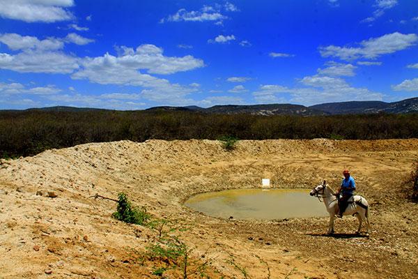 """Fenômeno """"El Niño"""" diz respeito ao aquecimento de águas do pacífico. Secas dos últimos sete anos foram causadas por fenômeno"""